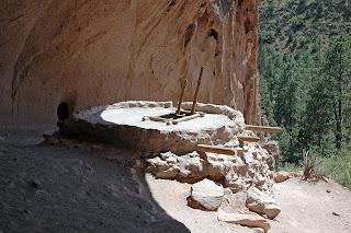 bandelier national monument kiva