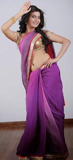 samantha   show in saree 7.jpg