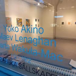 New Exhibition Yoko Akino, Maev Lenaghan and Marta Wakuła-Mac