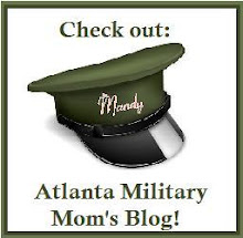 Atlanta Military Mom's Blog!