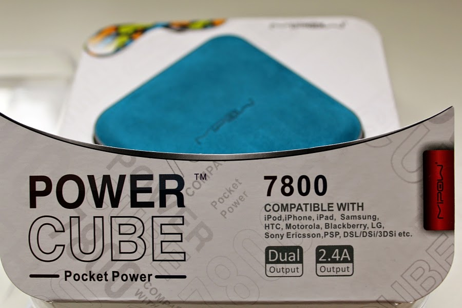 MIPOW Power Cube details
