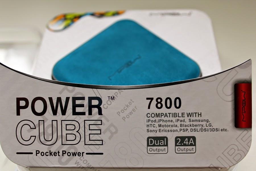 MIPOW Power Cube details