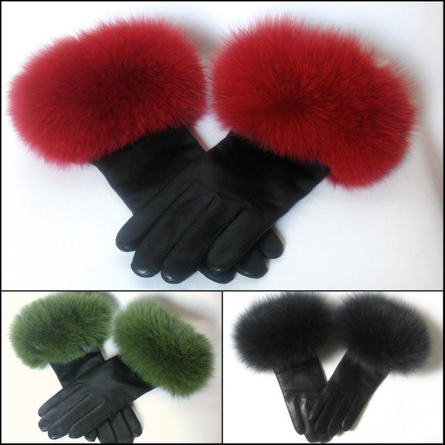skindhandsker med pels, handsker, skindhandsker med pelskant, pels, hanske med pels, jane eberlein, samarkanddk