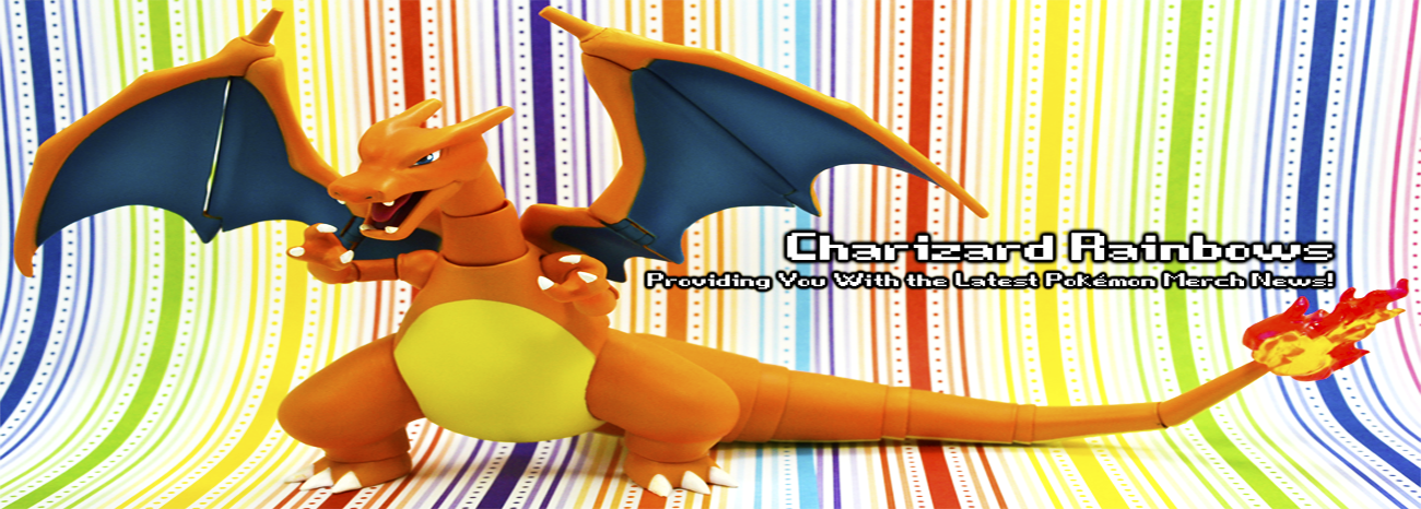 Charizard Rainbows
