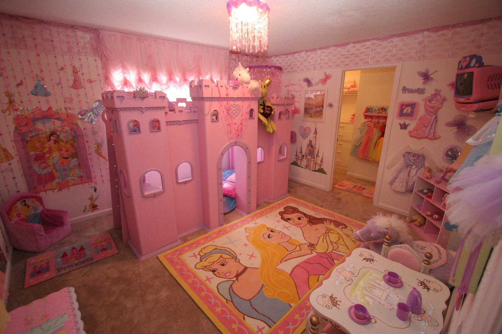 Habitaciones Con Estilo Dormitorios Estilo Princesa