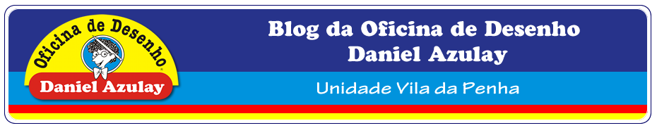 Oficina de Desenho Daniel Azulay - Vila da Penha