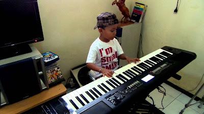 LES Piano Anak di SEMARANG