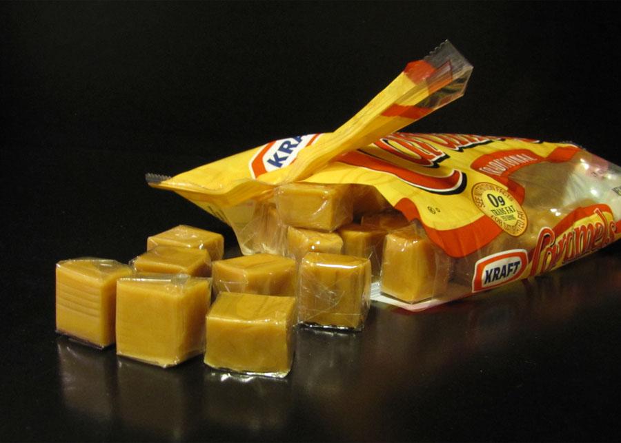 Kraft Foods Caramels