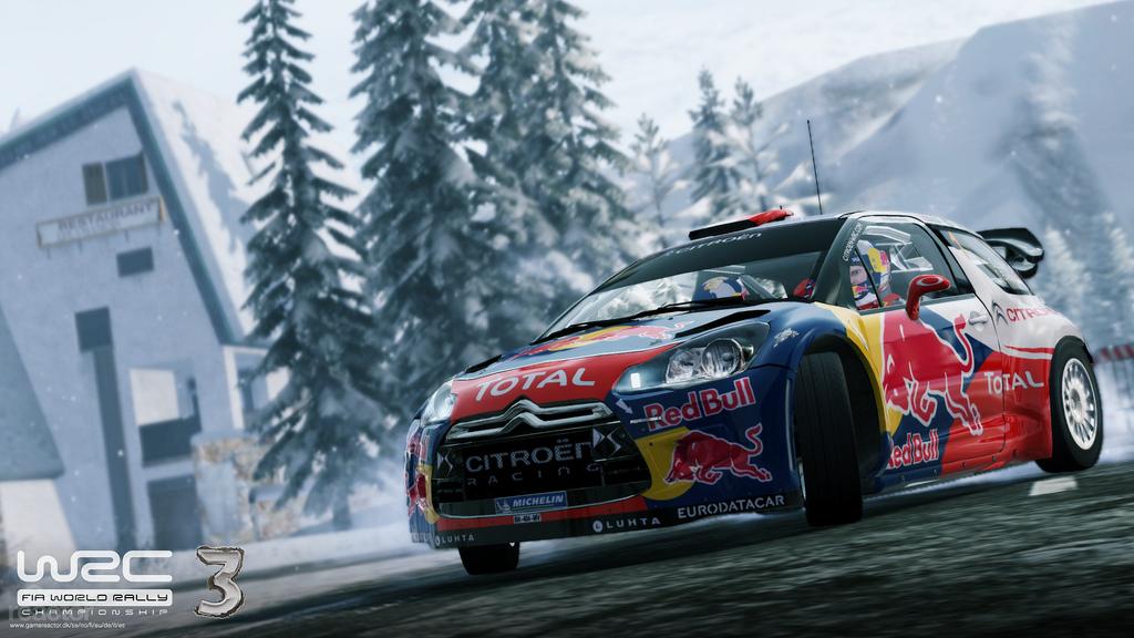 Dekagamers Primer Vdeo Ingame De WRC 3