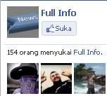 cara perbanyak like halaman facebook dengan mudah,tombol like, pasang like,share di facebook