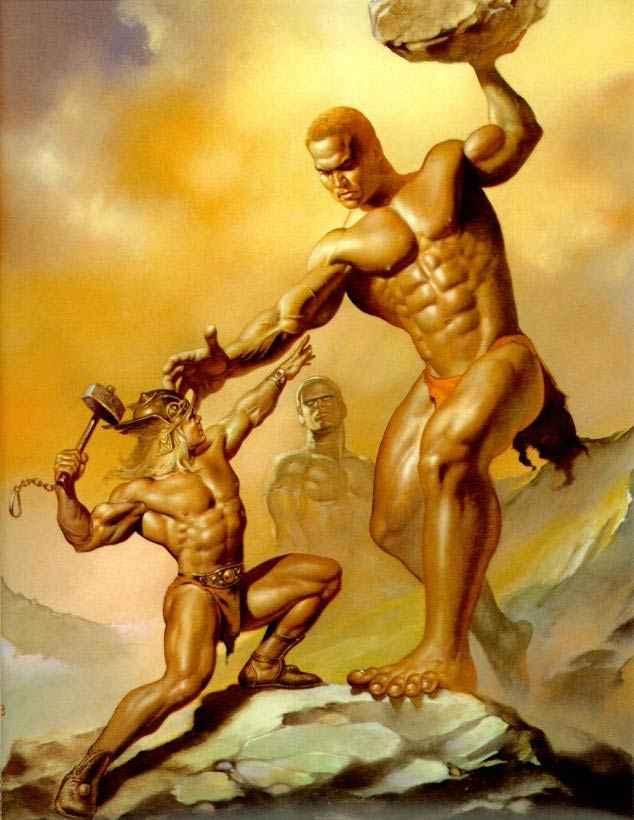 La guerra entre China y los Extraterrestres  Thor_gigantes