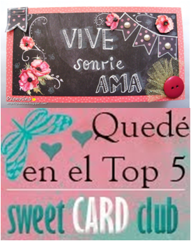 Top 5 de Sweet Card Club