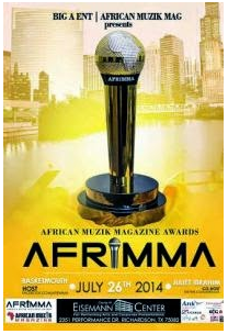 AFRIMMA: July 26th, Texas