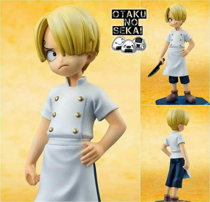 Excellent Model MILD Portrait of Pirates ONE PIECE Series CB-R1 Sanji 1/8