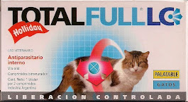 Antiparasitario TOTAL FULL para gatos