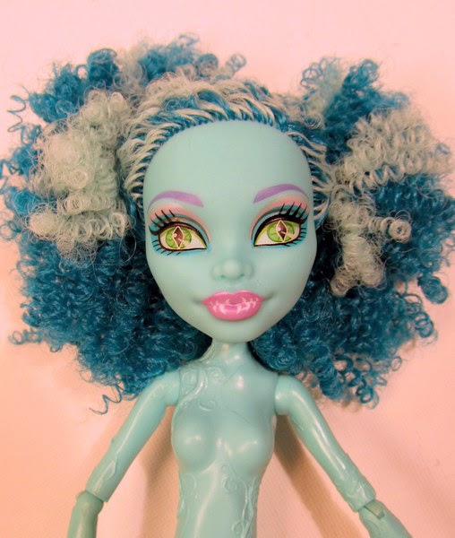 Honey Swamp Doll
