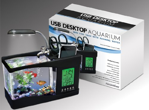 USB Mini Fish Tank