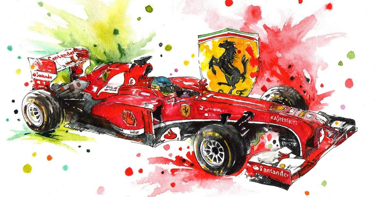 Ferrari f1 scuderia