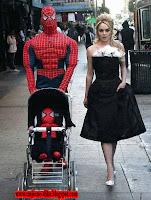 Smjesne slike, spajder men, spider man, model