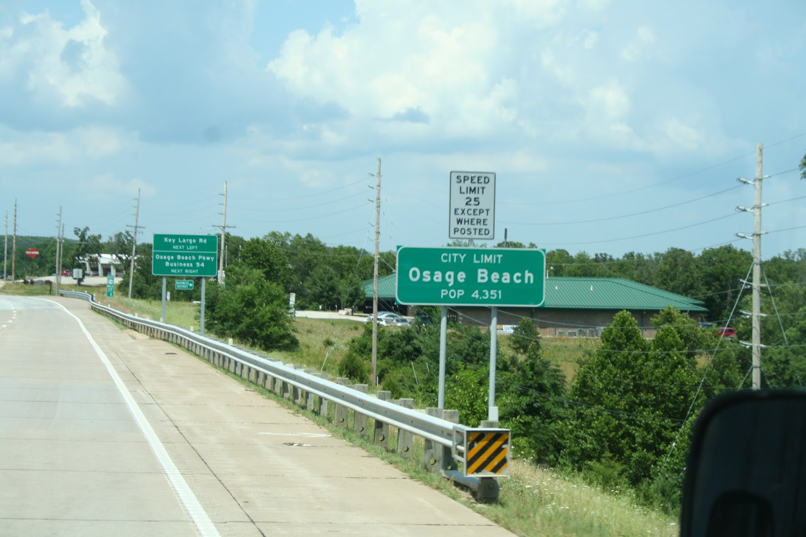 Barber Shop Columbia Mo : After about 40 miles on I-44, we turned onto a Hwy. 5 toward Osage ...