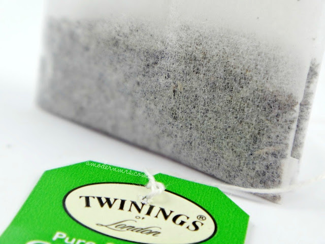 Twinings Green Tea Review — a Modern Mrs.