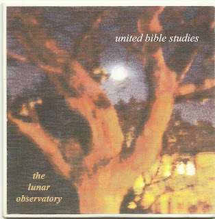 United Bible Studies - The Lunar Observatory (Foxglove CDr 2004)