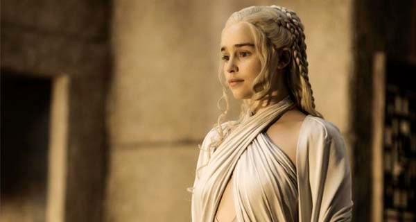 Daenerys quinta temporada Juego de TRonos