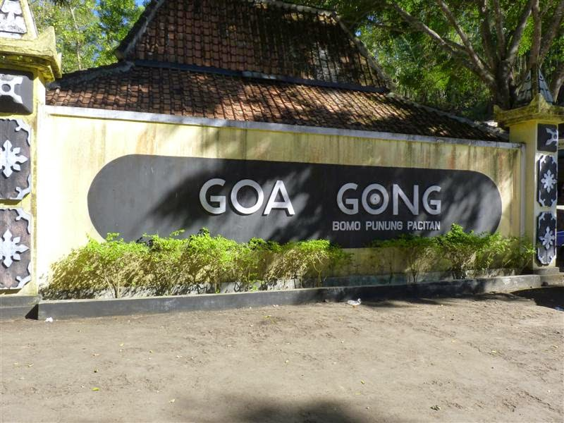 Goa Gong - Pacitan