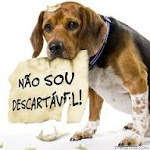 RESPEITE OS ANIMAIS E PRESERVE A NATUREZA