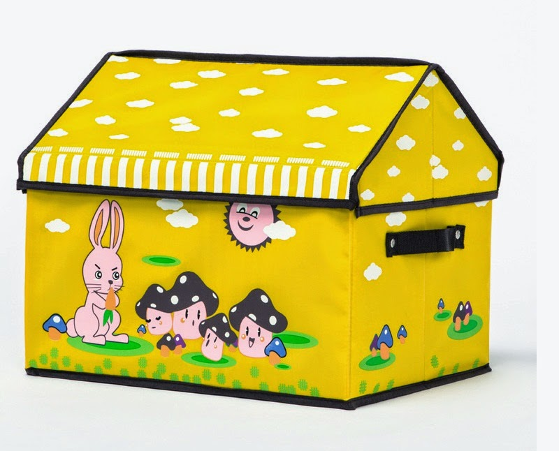 boîtes rangement enfants