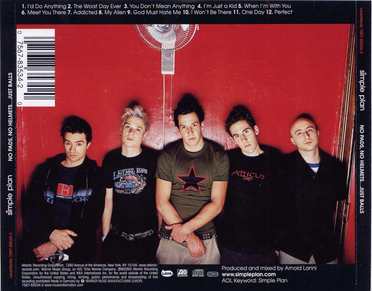 ill meet you there simple plan chords untitled