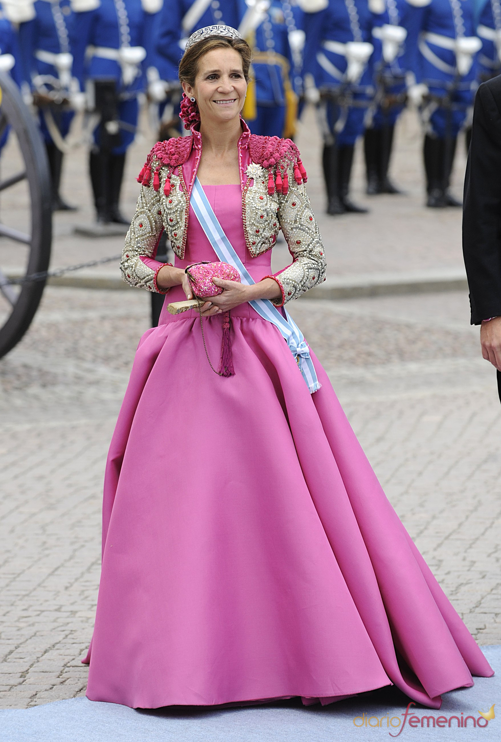 Casas y Familias Reales: Suecia - Boda de Victoria y Daniel