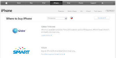 Where to buy iPhone 4S in Apple Page, Updated | Philippines!