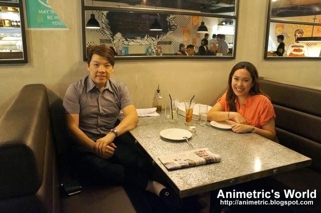 Linguini Fini Manila SM Megamall