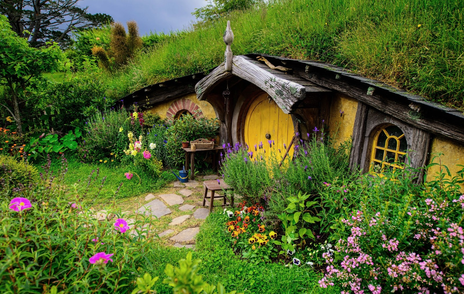 Travel Adventures Matamata Hobbiton The Shire A