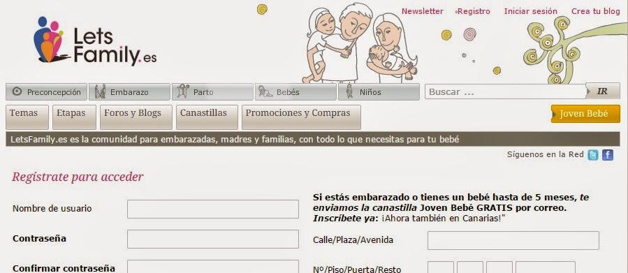canastilla bebe gratis