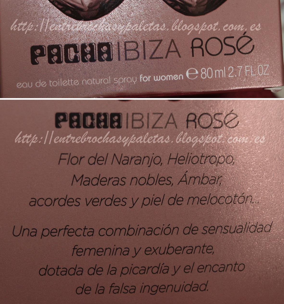 fragancia pacha ibiza: