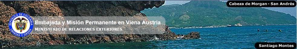 Embajada de Colombia en Austria