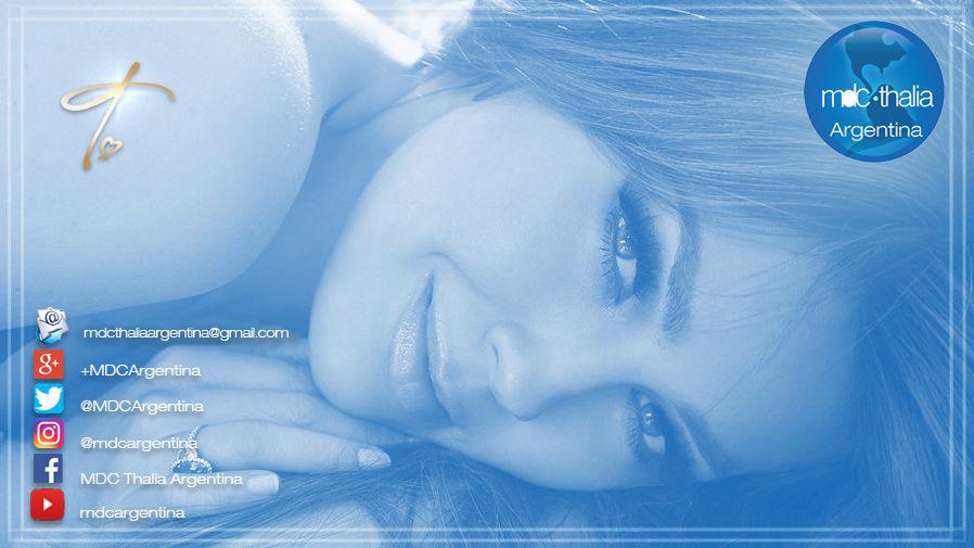 Fans Club Mundo de Cristal Thalía Argentina  -mdcthaliaargentina@gmail.com-