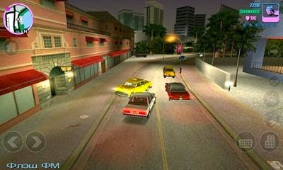 GTA Vice City Android Game Highly Compressed