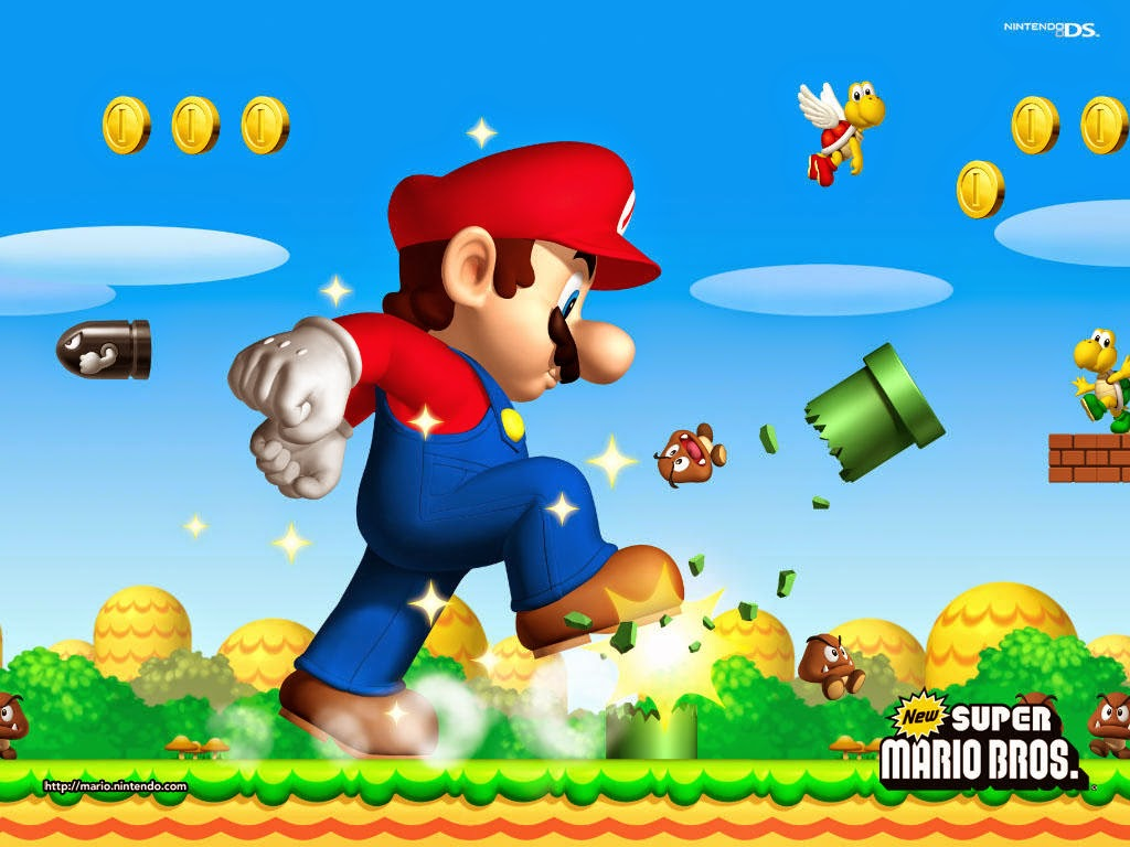 super mario free download