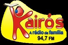ouvir a radio kairos 94,7 fm online