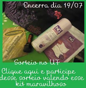 Sorteio em parceria com Na Vitrine Brasil
