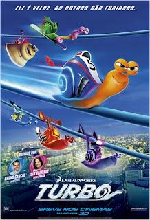 """Poster do filme """"Turbo"""""""