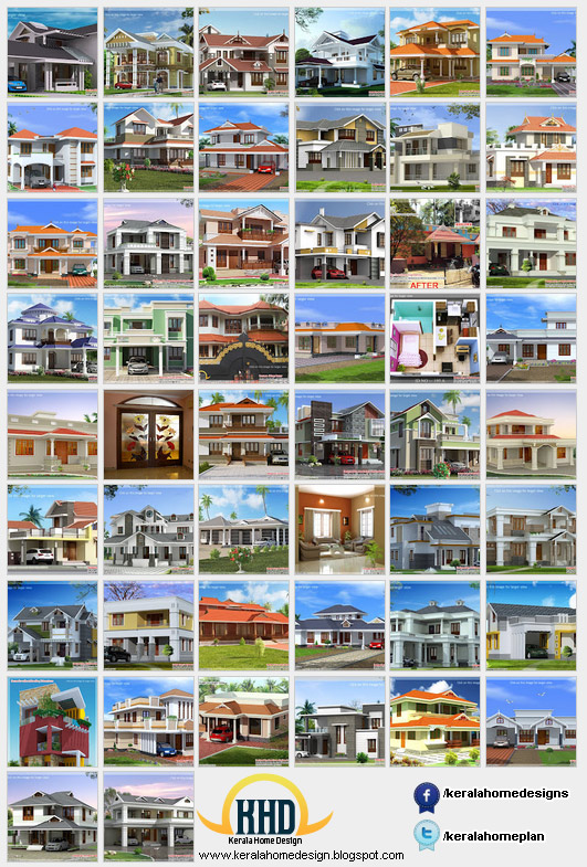House Design Collection Of The Month September Kerala