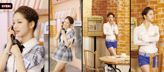 Hyeri Personil Girl's Day