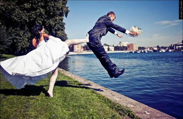 wedding: Funny Wedding Photos Ideas Gallery