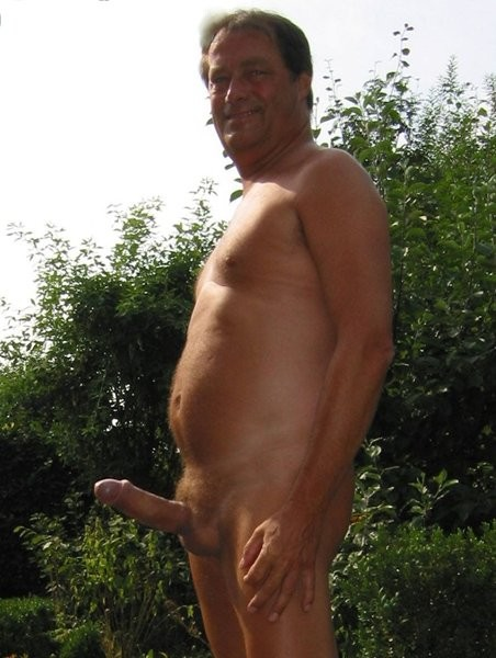 фото голых пожилых мужиков
