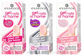 Nicht Noch Ein Beautyblog...  Preview Essence Gel Nails At Home - Gelnu00e4gel Zum Selbermachen!