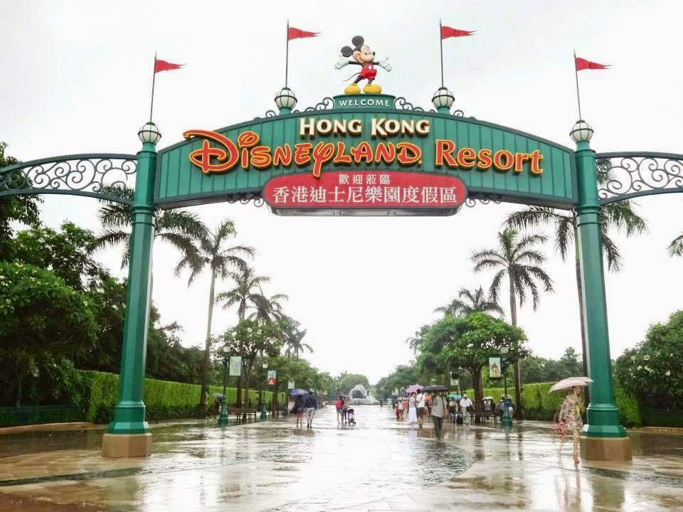 Hong Kong Disneyland An Enchanting And Memorable Trip Its Me - What city is disneyland in